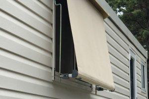 automatic external awning