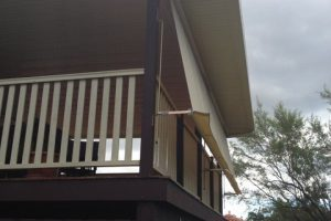 automatic veranda awning