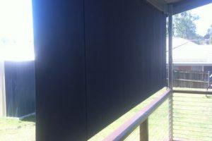 blockout veranda awning