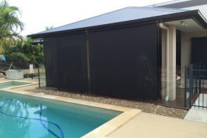 cord and pulley external awning