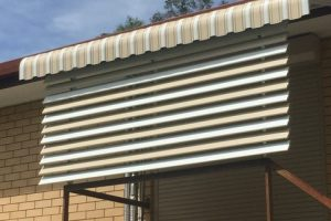 external all weather kingston awning