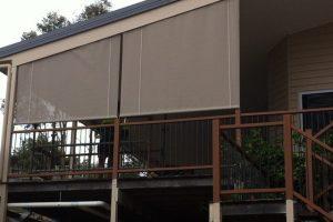 external awning veranda drape