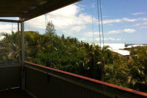 external veranda awning