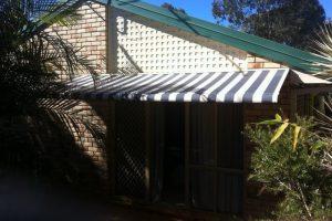 fixed cafe awning