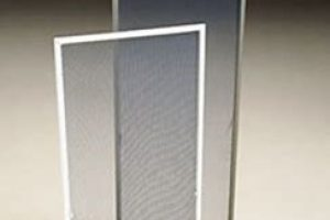 insect screen product display