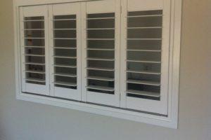 internal shutters inside wall