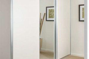 mirror sliding wardrobe door