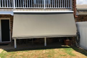 outdoors automatic awning