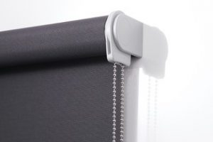 rollerblinds close-up with pull opener