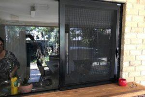 sliding screenguard screen