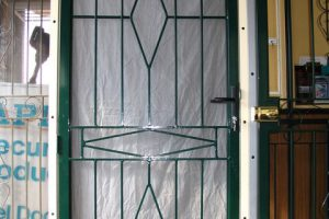 steel bar door product example 1