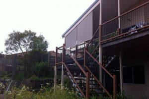 veranda balcony awning