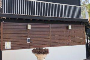 ziptrak veranda awning