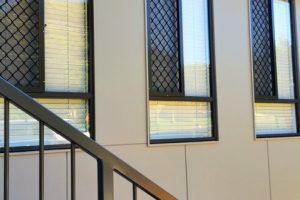 7mm diamond grille windows