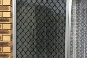 7mm diamond window