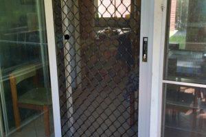 diamond barrier grille