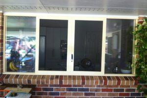 fire access window