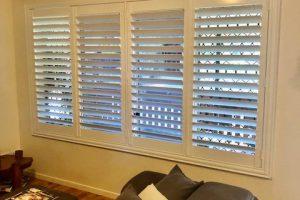 lounge room window shutters