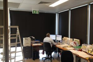 office rollerblinds