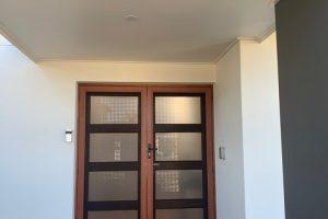 screenguard panel security door