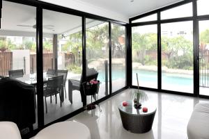 screenguard screens in living space