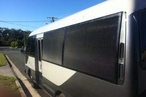 screenguard vehicle protection
