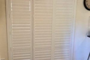 shutters closed