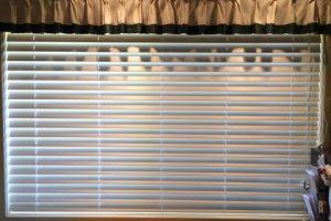 venetian blinds light blocking