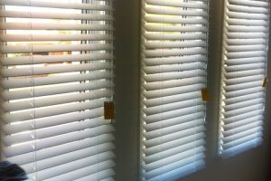 venetian blinds triple set