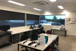 workplace rollerblinds